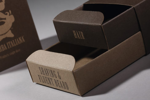Kappadue, stampa, print, packaging, astucci, astuccio, qualità, quality, Barba Italiana