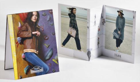 Kappadue, stampa, print, cartello vetrina, donnaventura