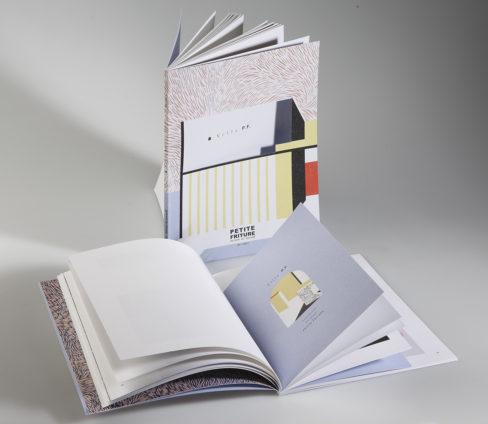 Kappadue, stampa, print, catalogo, catalogue, qualità, quality, fustella, petite friture